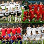 Euro 2008 : Les 16 qualifiés