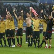 Espagne joie