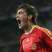 David Villa Espagne