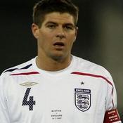 Steven Gerrard, Football, Angleterre