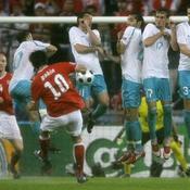 Hakan Yakin Suisse Turquie Euro 2008