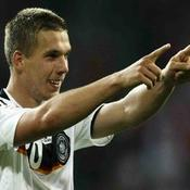 Lukas Podolski Allemagne Euro 2008