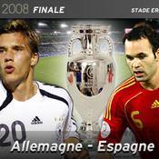 Allemagne-Espagne