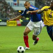 Thierry Henry Equipe de France Euro 2008