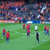 France - Pays-Bas Euro 2008 Stade de Suisse Berne