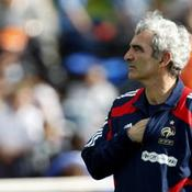Raymond Domenech Equipe de France Euro 2008