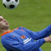 Van Persie Pays-Bas Euro 2008