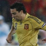 Xavi Hernandez/Espagne