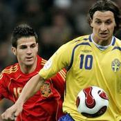 Fabregas, Ibrahimovic
