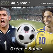 Grèce-Suède