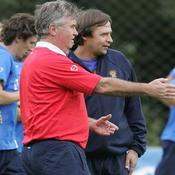 Guus Hiddink Russie Euro 2008