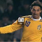 Suède, Zlatan Ibrahimovic