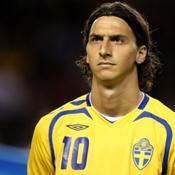 Zlatan Ibrahimovic Suède