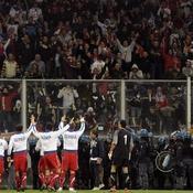 Italie-Serbie n'aura pas lieu