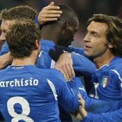 Balotelli - Italie