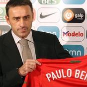 Paulo Bento Portugal
