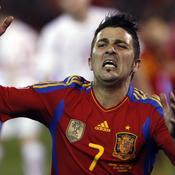 David Villa, Espagne