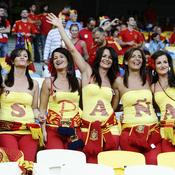 Supportrices espagnoles