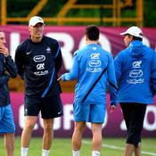 Laurent Blanc Euro 2012 Equipe de France