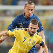Philippe Mexès France-Ukraine