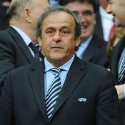 Platini : «Ce serait ridicule et honteux»