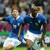 Mario Balotelli Italie Euro 2012