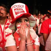 Fin du rêve pour la Pologne