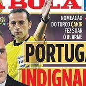 Le Portugal crie au complot
