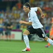 Mesut Ozil Euro 2012