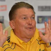 Oleg Blokhin fait le show