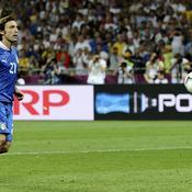 Andrea Pirlo Euro 2012