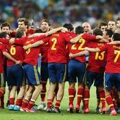 Espagne - Euro 2012