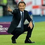 Cesare Prandelli Italie Euro 2012