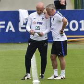 4-2-3-1 ou 4-3-3 : contre l'Allemagne, Deschamps a le choix du roi