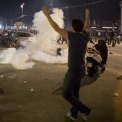 Affrontements entre Marseillais et supporters anglais sur le Vieux-Port