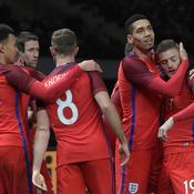 L'Angleterre renverse l'Allemagne et envoie un message avant l'Euro