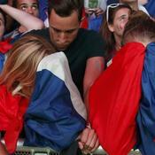 Au Stade de France, les supporteurs sont passés par tous les états
