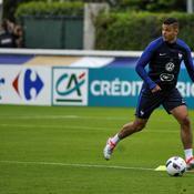 Le joli but de Ben Arfa à l'entraînement des Bleus