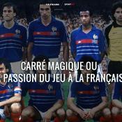 Carré magique ou la passion du jeu à la Française