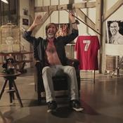 Eric Cantona se lâche sur le chant des supporteurs nord-irlandais