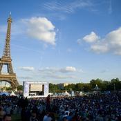 Euro 2016 : 12 millions d'euros supplémentaires pour sécuriser les fan-zones