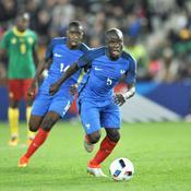 France-Ecosse : Rami et Kanté sont bien titulaires