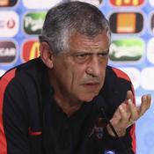 Santos à la presse française : «Continuez à dire qu'on joue mal»