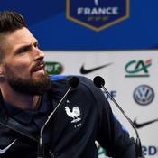 Giroud : «Tout faire pour mettre l'Allemagne dehors jeudi»