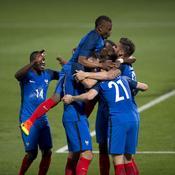 Groupe A : Pour la France, et 1, et 2, et 3 Euro ?