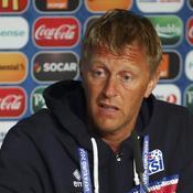 Hallgrimsson : «On n'a pas encore vu le meilleur de l'Islande»