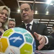 Hollande : «Aller au stade, ça m'a rendu plus curieux des autres»