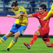 Zlatan Ibrahimovic - Stefan Savic