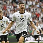 L'Allemagne «écrase» l'Irlande du Nord 1-0 et finit en tête