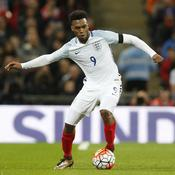 L'Angleterre inquiète pour Daniel Sturridge
